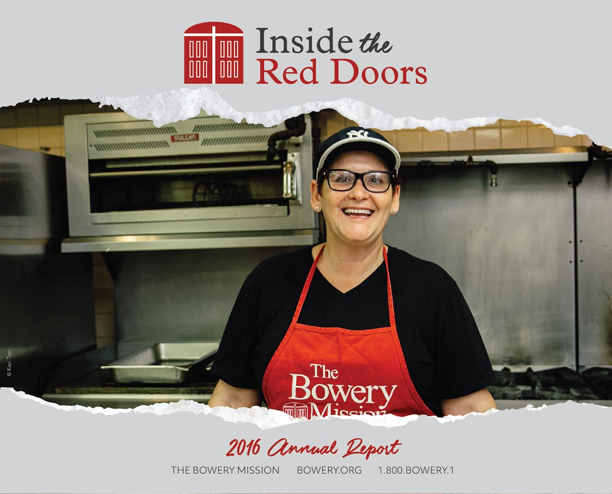 The Bowery Mission 2016 Annual Report