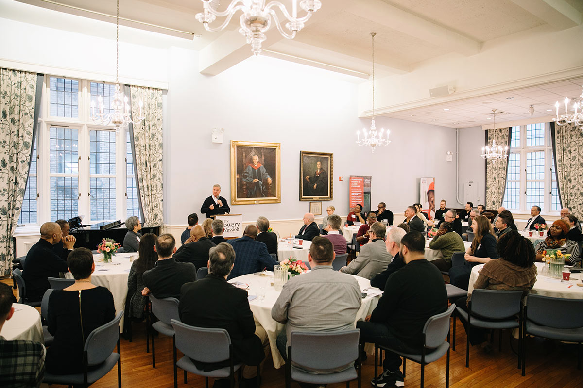 2019 Pastors & Church Leader Lunch
