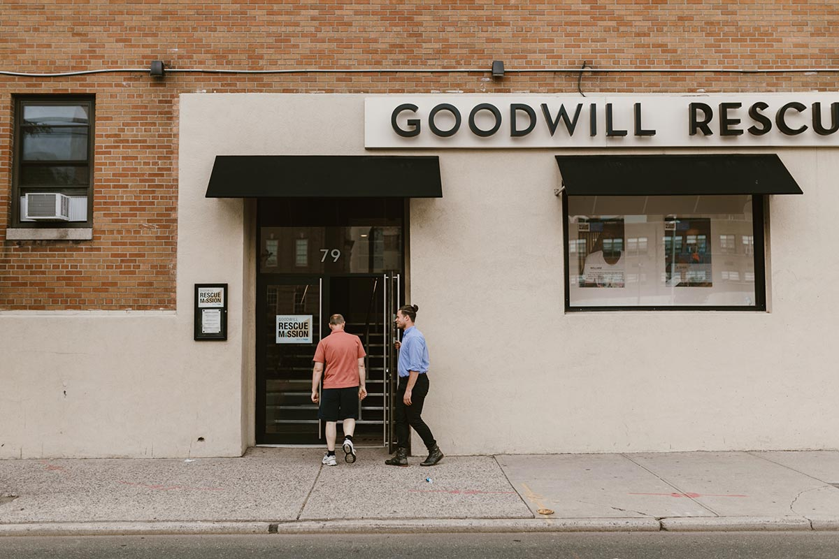 Goodwill Rescue Mission campus