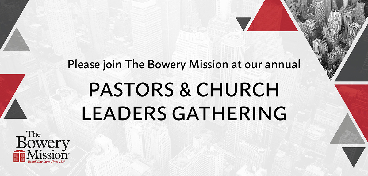 2021 Pastors & Church Leaders Gathering