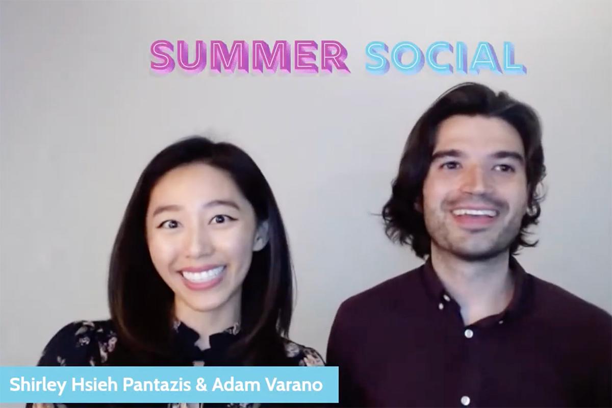 2021 Summer Social co-hosts