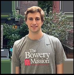 Stanton, Team Bowery Mission