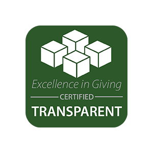 Excellence in Giving, Committed to Transparency