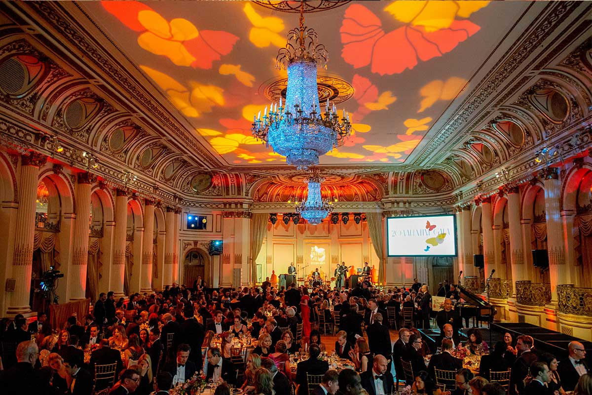 The Bowery Mission 20th annual Valentine Gala at The Plaza