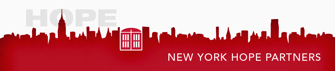 Become a New York Hope Partner!