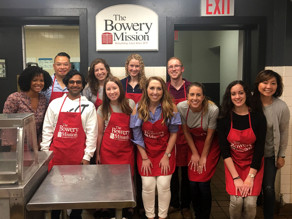 The Bowery Mission Summer Social Host Committee