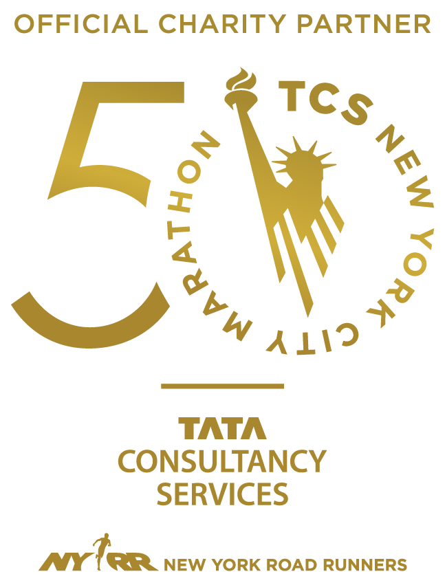 Official Charity Partner of the TCS New York City Marathon