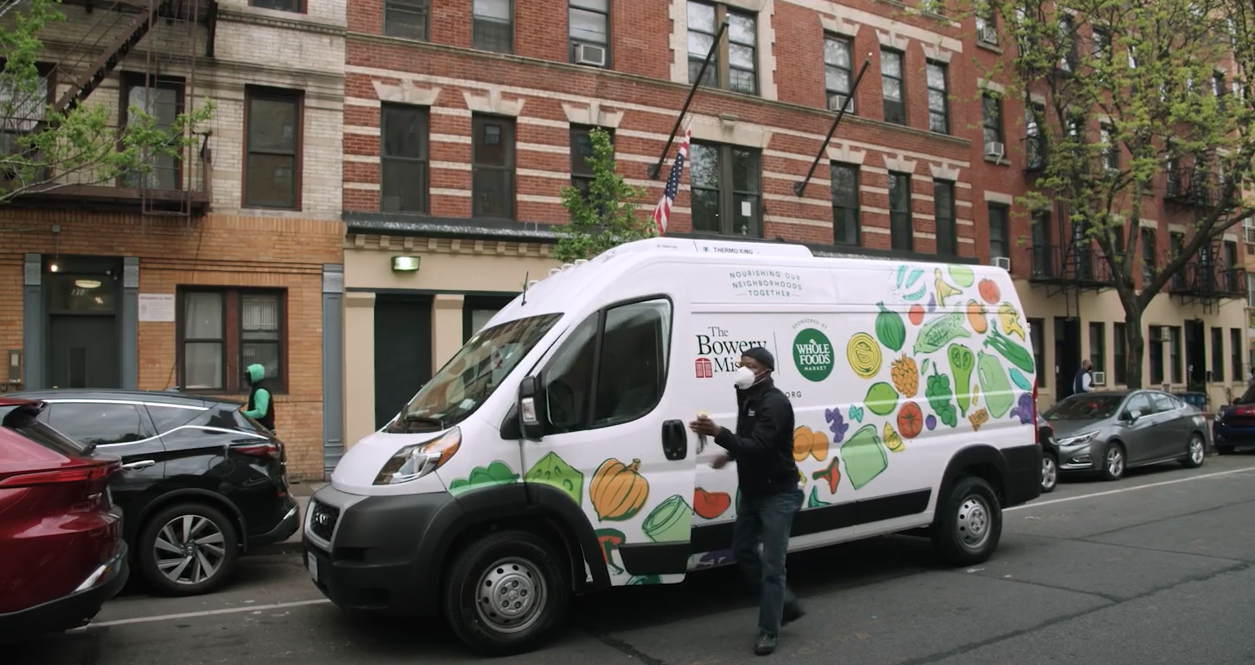 The Bowery Mission - Helping New Yorkers Every Day