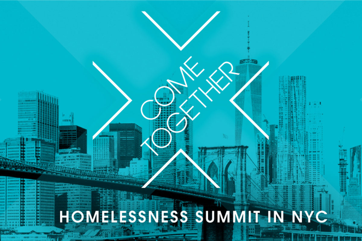 Come Together: Homelessness Summit