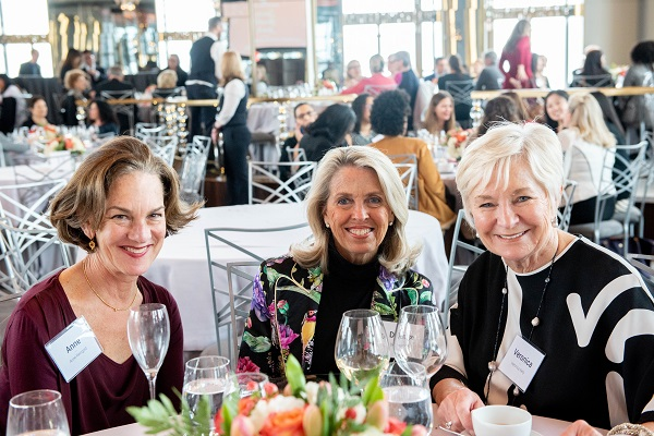 The Bowery Mission's Inspiring Hope Lunch