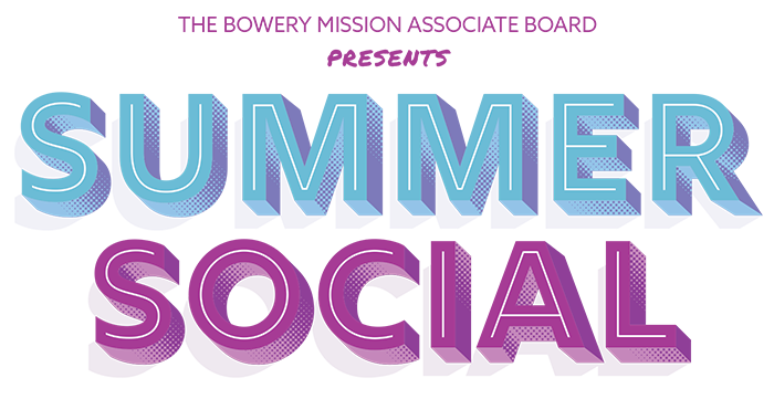 The Bowery Mission's 2021 Summer Social