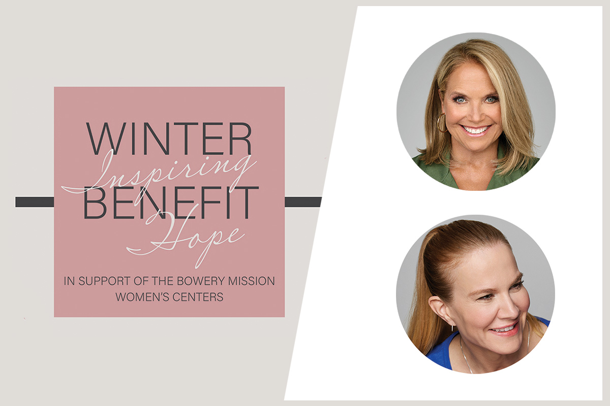 Inspiring Hope: Winter Benefit